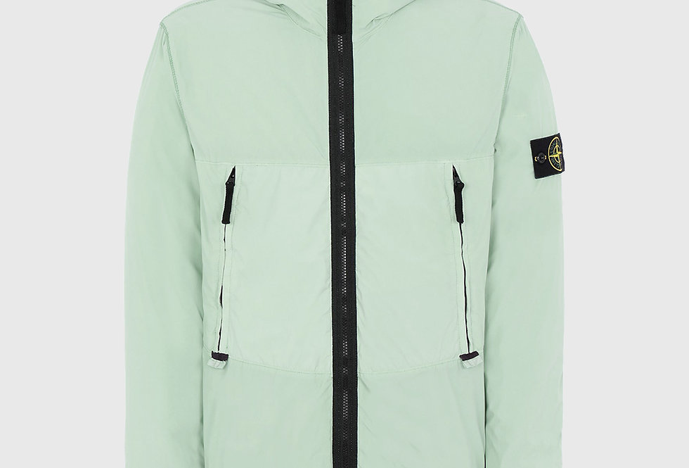 Stone Island 40131 Skin Touch Nylon TC Light Green