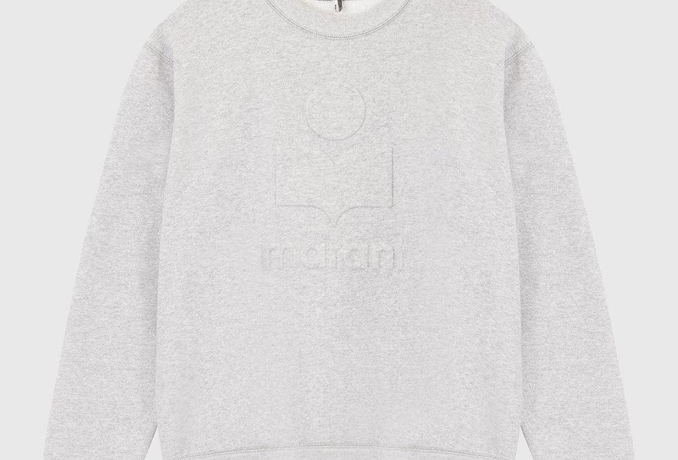 Isabel Marant Miko Sweatshirt Grey