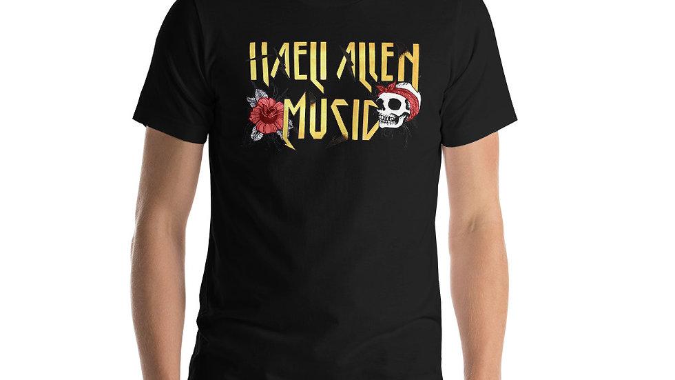 """""""Haeli Allen Music"""" Short-Sleeve Unisex T-Shirt"""