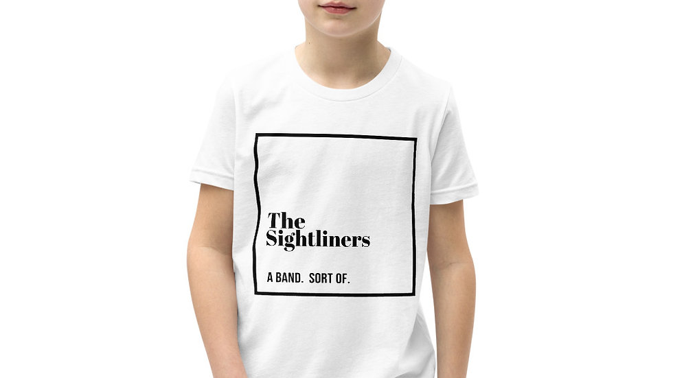 """""""the sightliners"""" Youth Short Sleeve T-Shirt"""