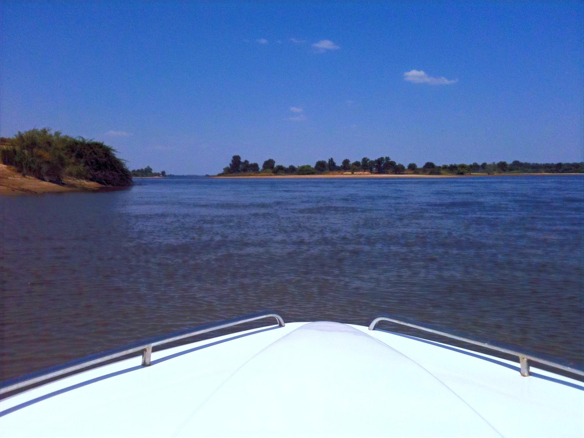 Vistas no rio Tejo