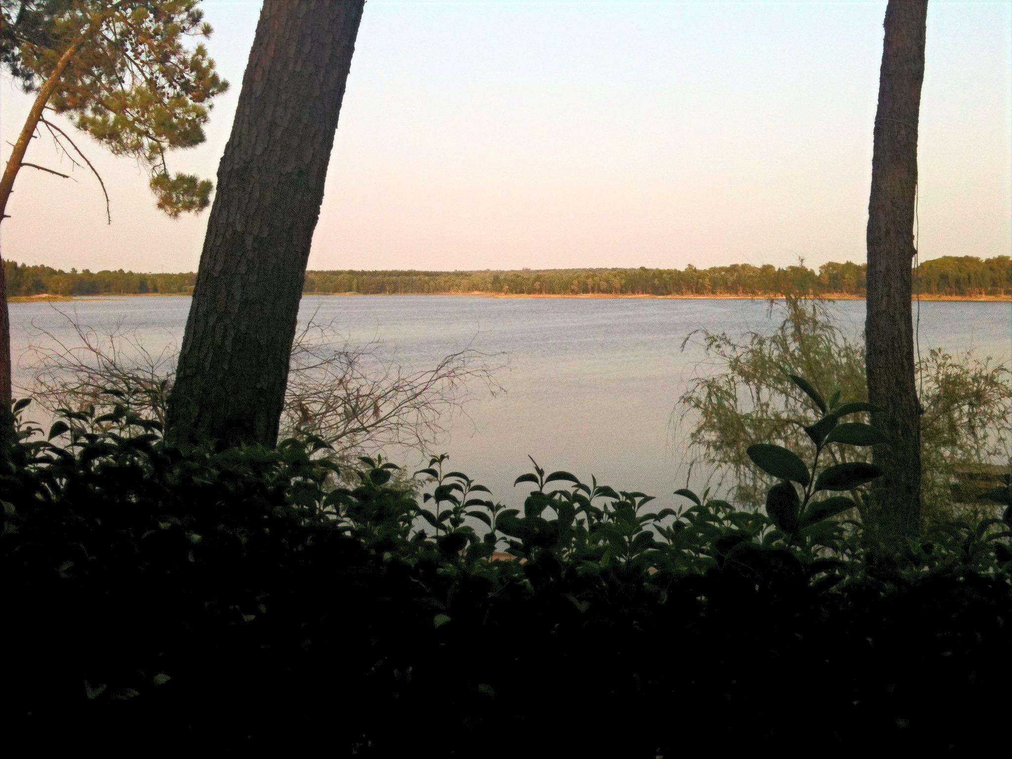 Vista bar barragem de Magos