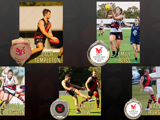 Congratulations to all our award winners for the 2018 Season