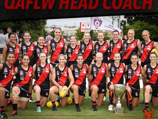 Epressions of Interest for 2021 QAFLW Coaching Positions