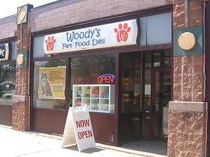 Woody's Pet Deli