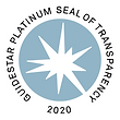 Guidestar Platinum 2020 Seal