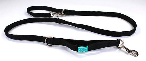 PetMind close-control leash (Black)