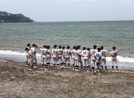 南関東支部夏季大会予選リーグ1回戦 勝利!