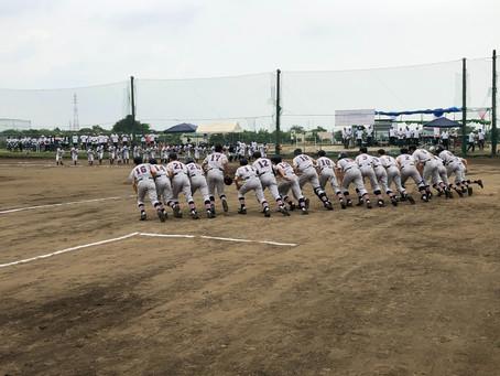 南関東支部2年生大会 1回戦 勝利!