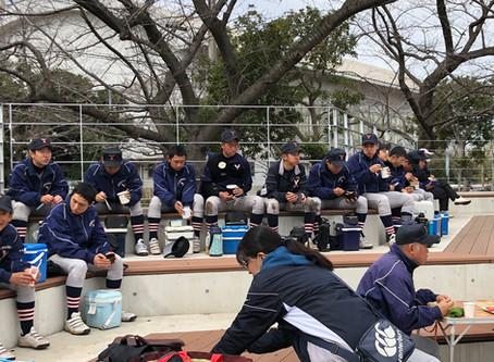 2020年 南関東支部春季大会(神奈川ブロック) 1回戦 勝利!