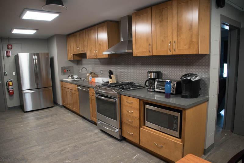 Sandwich Fire Substation #2 renovations