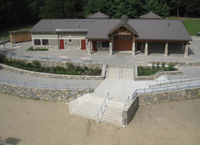 Houghton's Pond Bathhouse Honored with Award for Design Excellence