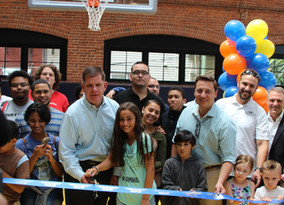 Paris Street Community Center Reopens After Major Renovation