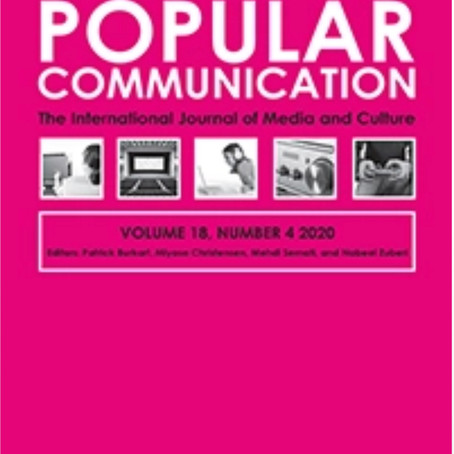 Special issue: Fashion as communication