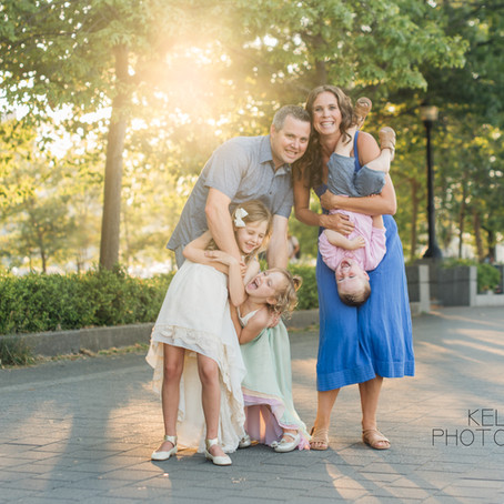 Family : Family Photography Session in Coal Harbour