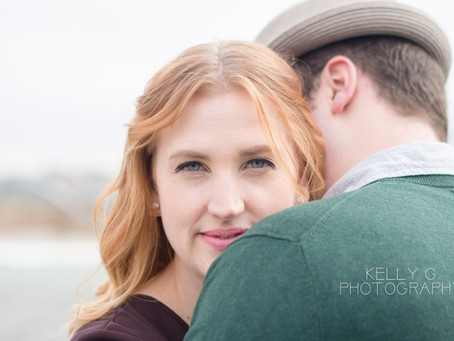 Calgary Engagement Session: Michelle & Matt