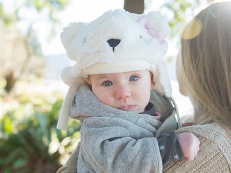 Family Sessions : Mayson Family at Cates Park