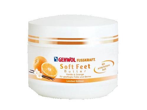 Fusskraft Soft Feet Butter Vanilla & Orange (50ml)