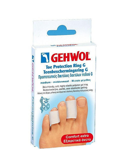 Gehwol Toe Protection Pad Elastic Fabric (2pk Medium)