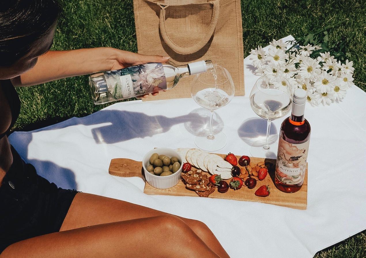 Alvento Winery Summer 2020