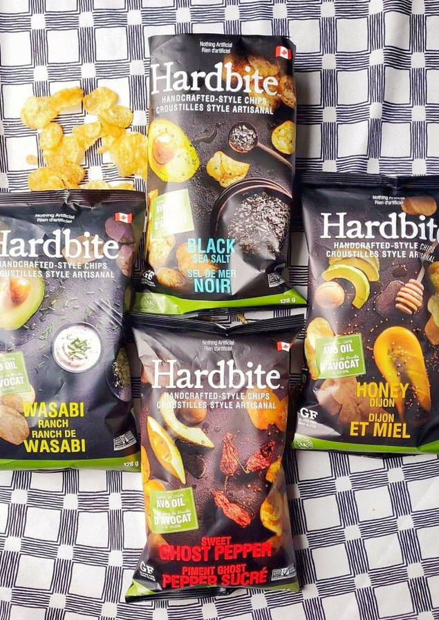Hardbite Chips Fall 2020