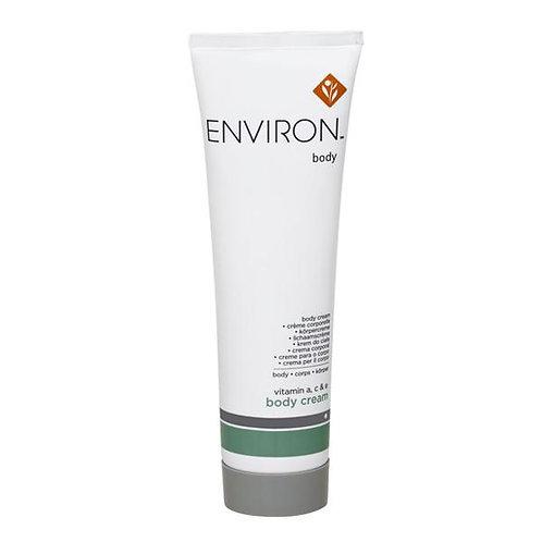 Vitamin A, C, & E Body Cream (150 ml)