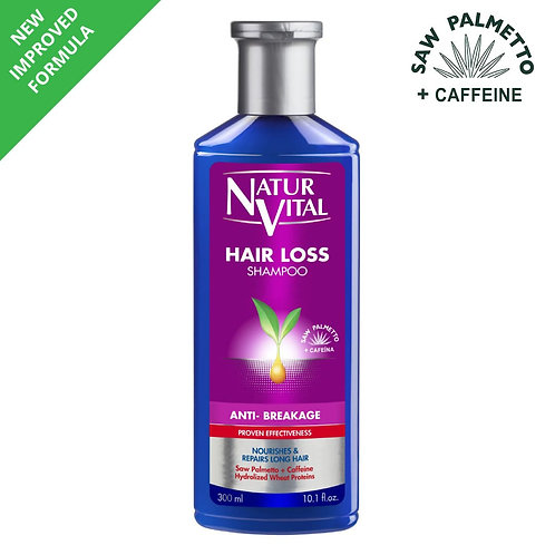 Natur Vital Hair Loss Shampoo Conditioner (Anti-Breakage)