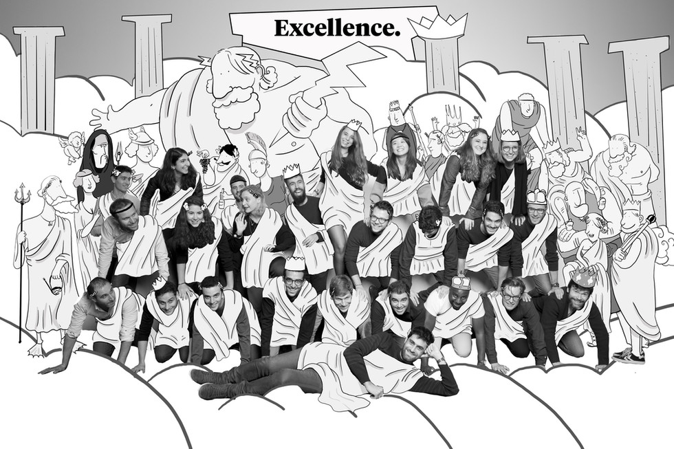Excellence.