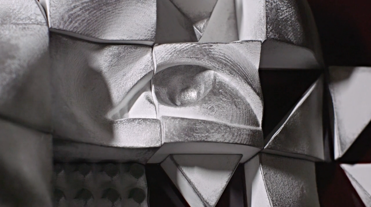 Gil Bruvel: Cubist Series