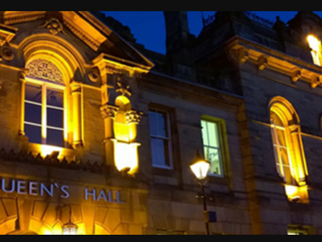 A Cuppa and a Catch-up with Katy Taylor from Queen's Hall in Hexham