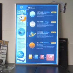 Panneau à LED avec impression