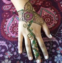 Teen Henna