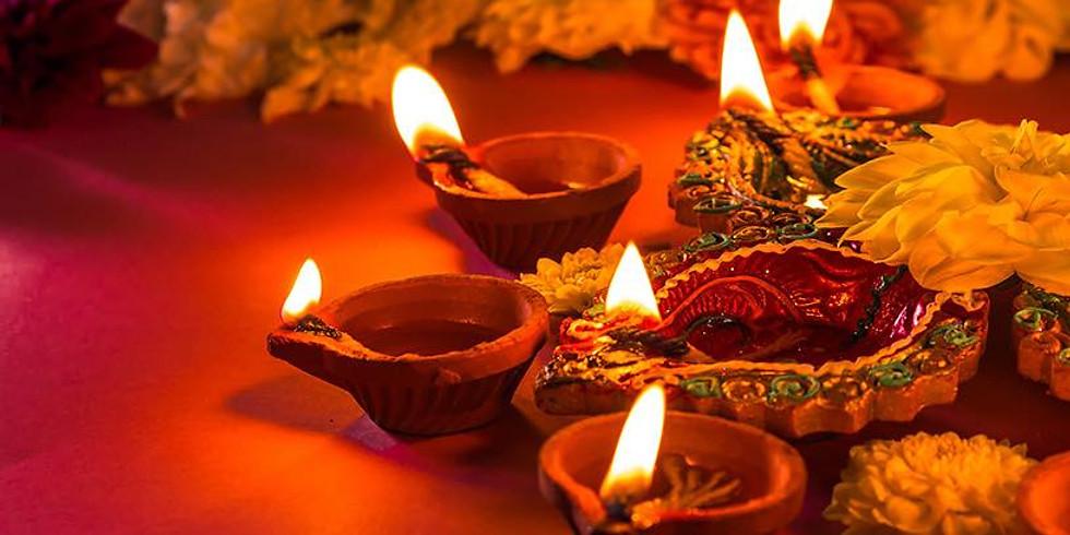 Diwali Storytelling and Dinner