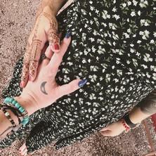 Pregnancy henna