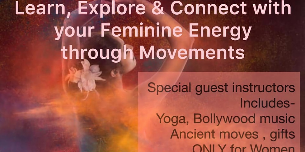 Goddess Activation Movement Workshop