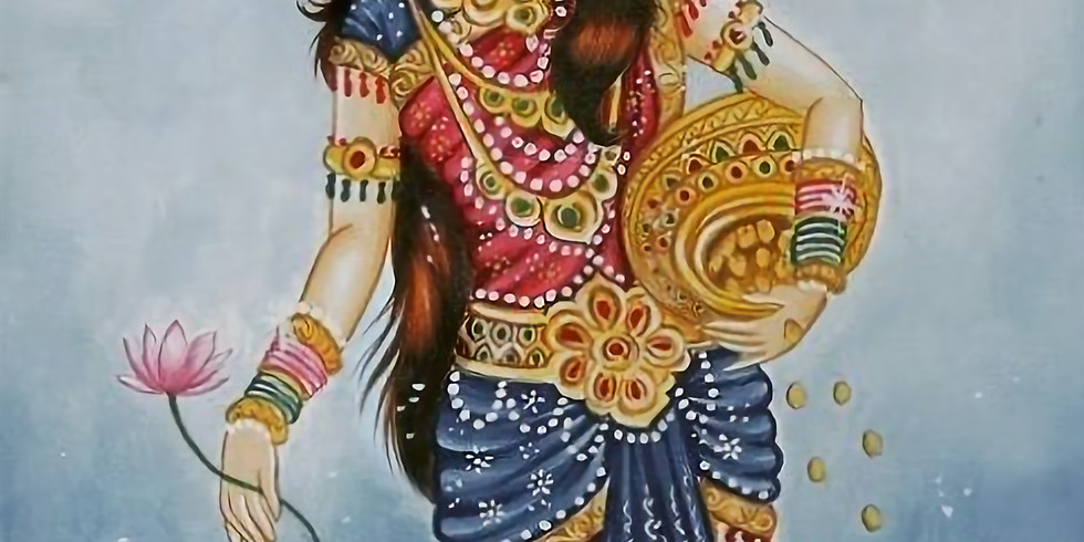 Goddess Laxmi Circle and Diwali Dinner (Emmaus)