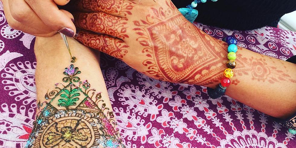 Henna Fest (Sept 27)