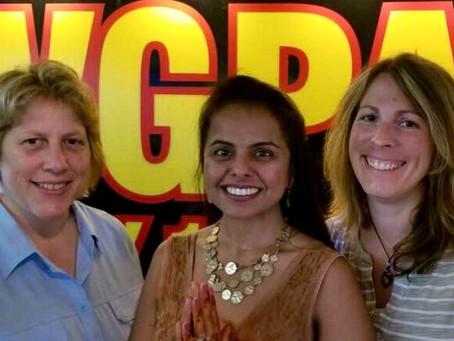Henna Chakra on Radio (June'19)