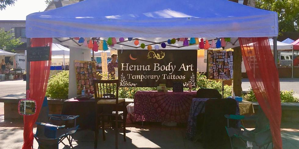 Henna Fest (Sept 26)
