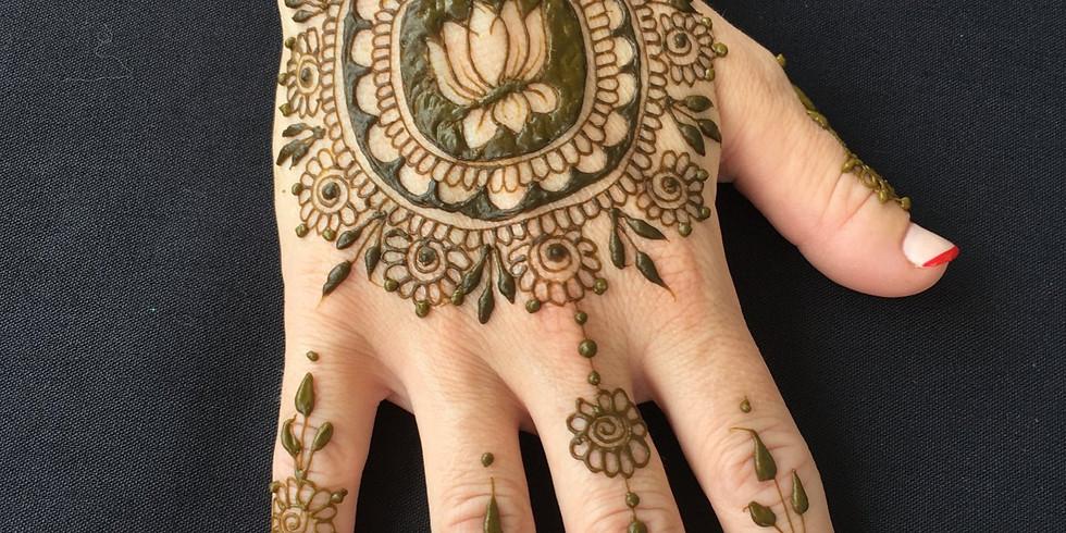 Henna at Small Business Week