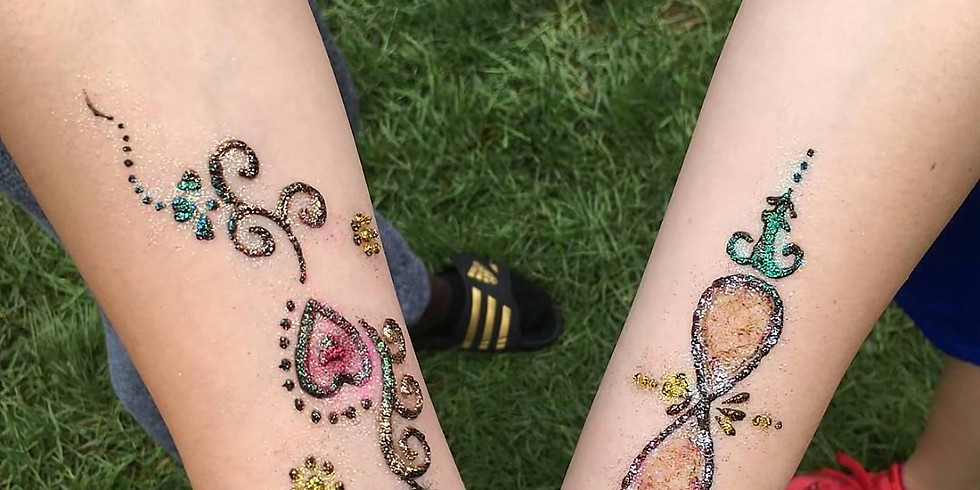 Henna and Face Painting