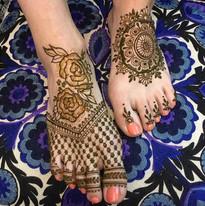Designer feet