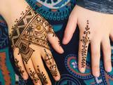 Kids Henna