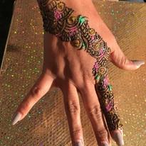 fun henna