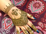 Prom Henna