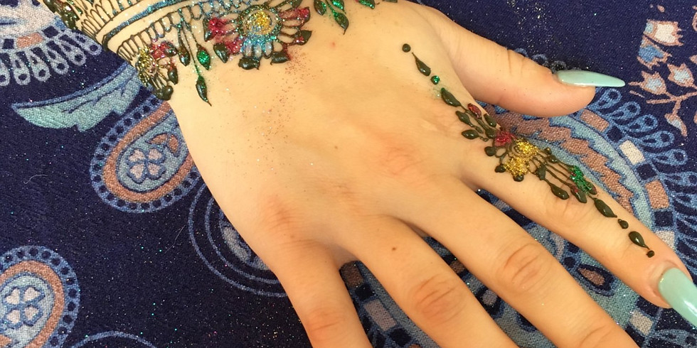 Henna Event at Lawson Accessories