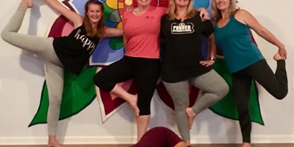 My Yoga Journey! $5