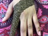 Henna Strip