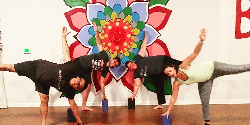 Creative Heart Centered Yoga Practice ($5)