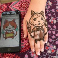 henna for boys